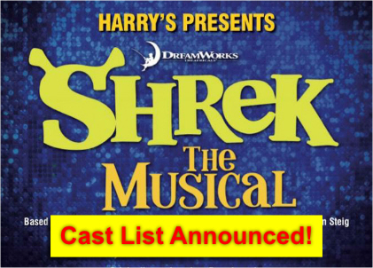 Shrek Cast Announced!