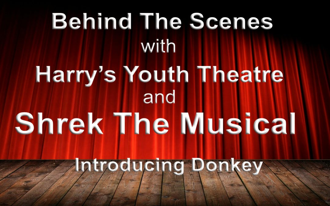 Behind The Scenes introducing Donkey