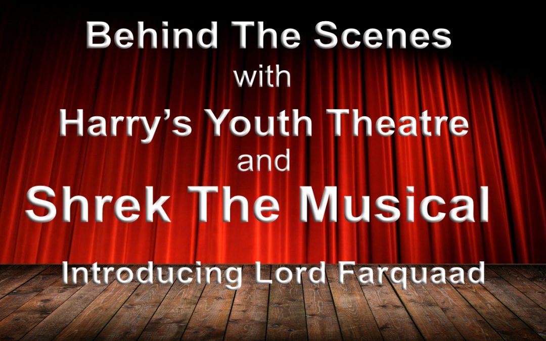 Behind The Scenes introducing Lord Farquaad