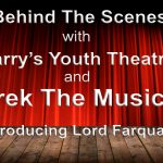 Behind The Scenes introducing Lord Farquaad