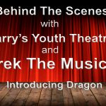 Behind The Scenes introducing Dragon